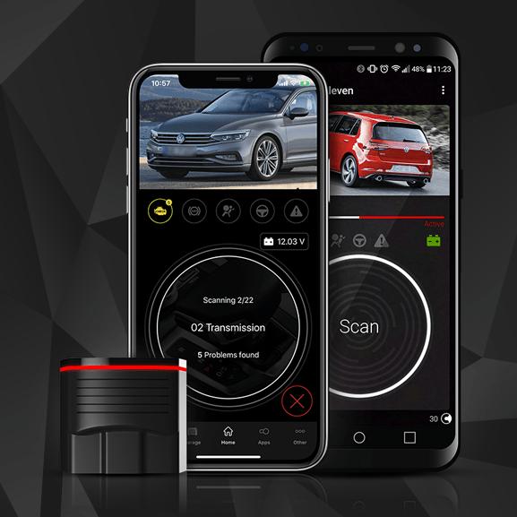 Diagnoza Auto OBDeleven Compatibil iOS si Android
